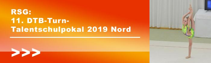 11. DTB-Turn-Talentschulpokal 2019 Nord